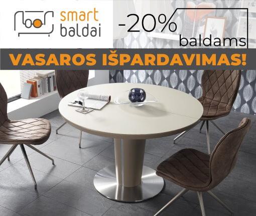 Smart baldai